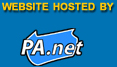 Website Hosted by PA.net